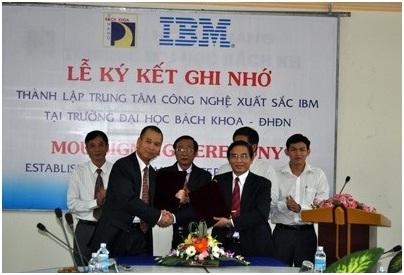 Trung tâm xuất sắc IBM