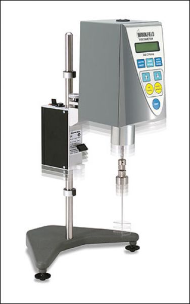 Description: Brookfield D Helipath Stand for Viscometer